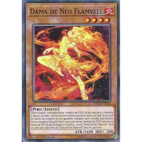 Dama de Neo Flamvell / Neo Flamvell Lady