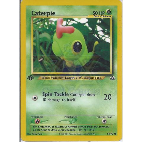 Caterpie (53/75) - EN PKM 53/75 Common 1Ed