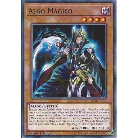 Algo Mágico / Magical Something