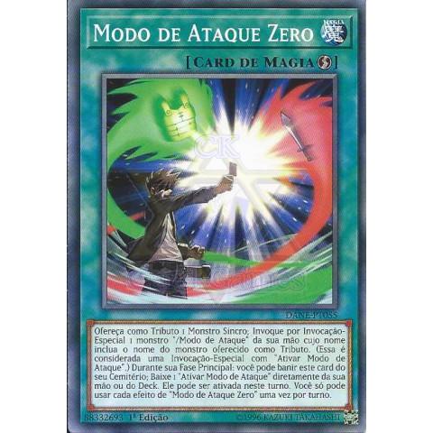 Modo de Ataque Zero / Assault Mode Zero
