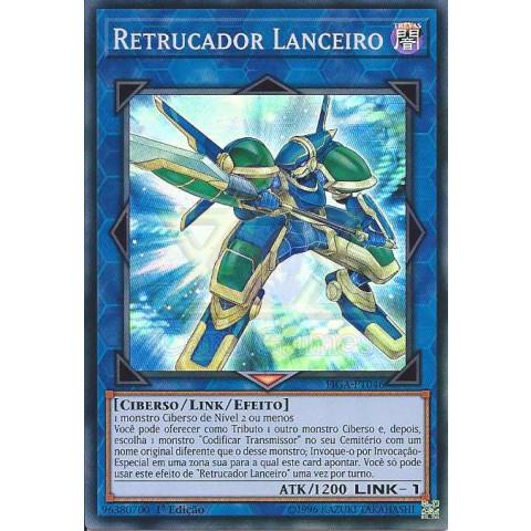 Retrucador Lanceiro / Talkback Lancer