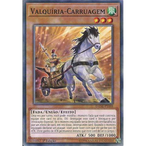 Valquíria-Carruagem / Valkyrie Chariot