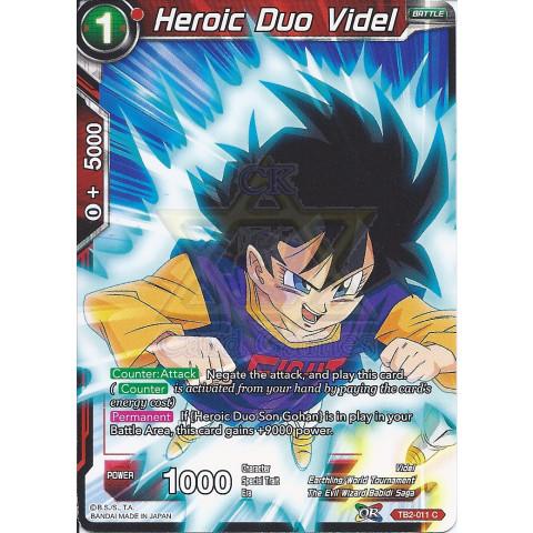 Heroic Duo Videl