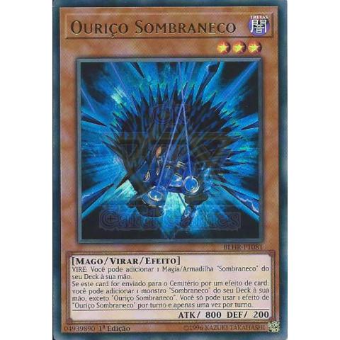Ouriço Sombraneco / Shaddoll Hedgehog