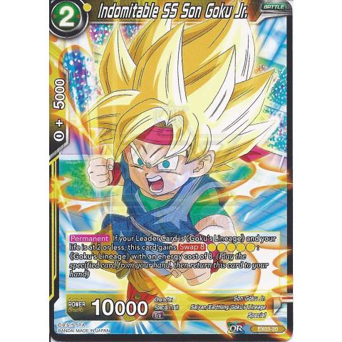 Indomitable SS Son Goku Jr.