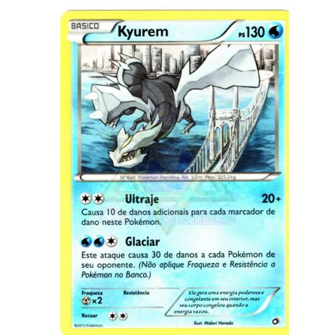 Kyurem (43/113) - PT PKM 043/113 Rare