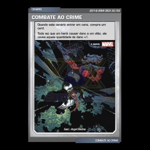 Combate ao Crime