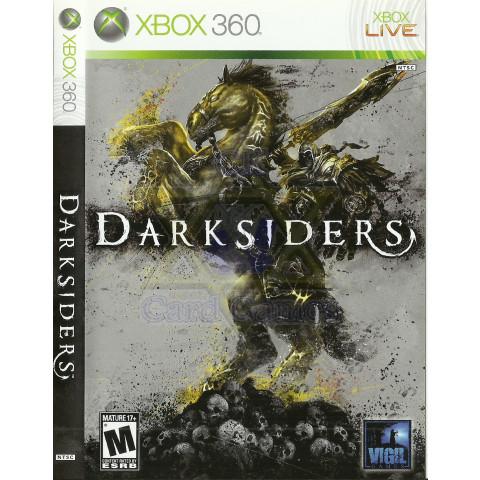 Darksiders - Jogo - Xbox 360 (Seminovo)
