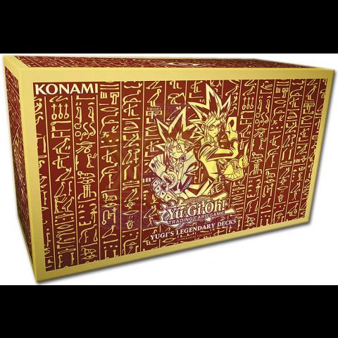 Decks Lendários do Yugi Box / Yugi's Legendary Decks Box