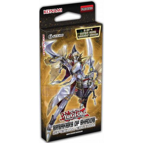 Destruidores das Sombras Edição Especial / Breakers of Shadow Special Edition
