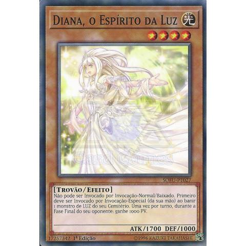 Diana, o Espírito da Luz / Diana the Light Spirit