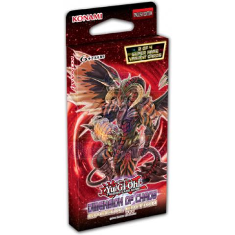 Dimensão do Caos Edição Especial / Dimension of Chaos Special Edition