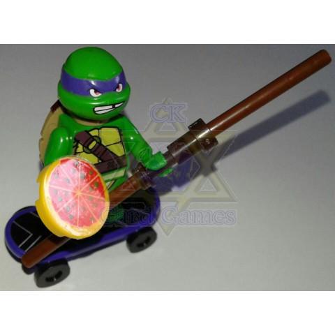 Donatello - TMNT - Miniatura - Blocos