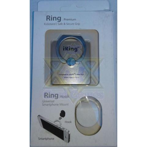 Dourada - Anel Suporte Telefone Celular - iRing