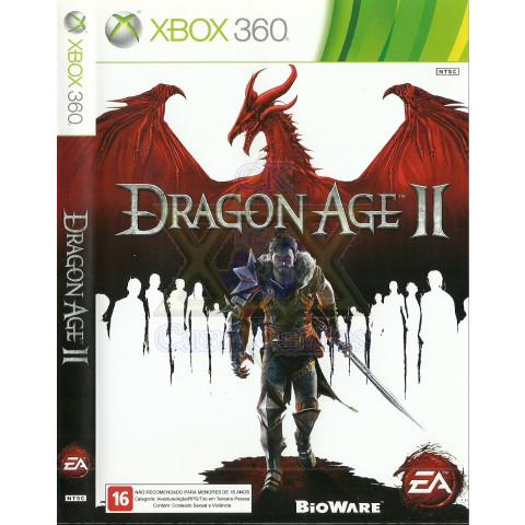 Dragon Age 2 - Jogo - Xbox 360 (Seminovo)