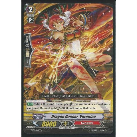 Dragon Dancer, Veronica