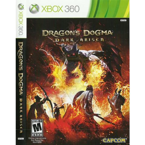 Dragon's Dogma - Jogo - Xbox 360 (Seminovo)