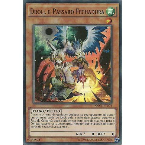 Droll & Pássaro Fechadura / Droll & Lock Bird
