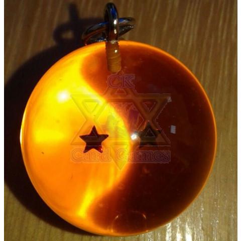 Esfera do Dragão de 2 Estrelas - Dragon Ball - Chaveiro