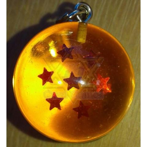 Esfera do Dragão de 7 Estrelas - Dragon Ball - Chaveiro