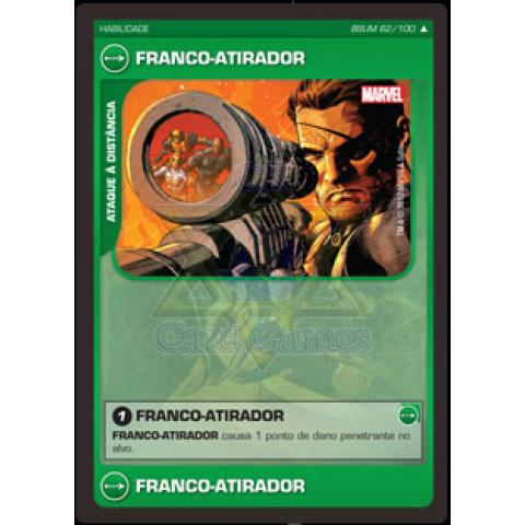 Franco-Atirador BSUM 62/100