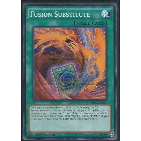 Fusion Substitute / Substituir Fusão