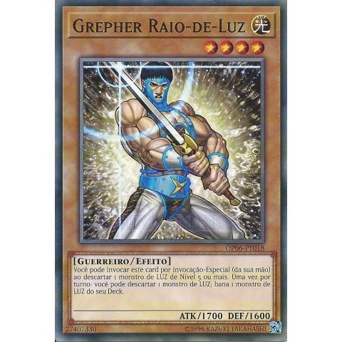 Grepher Raio-de-Luz / Lightray Grepher