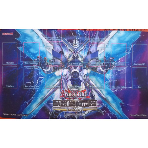 KM Play Mat G Personalizado Dark Neostorm Sneak Peek Firewall eXceed Dragon