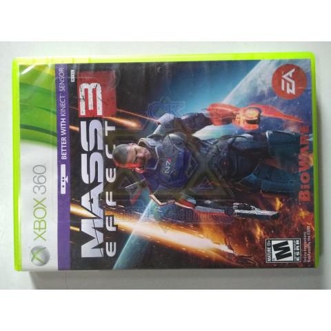 Mass Effect 3 - Jogo - Xbox 360 (Seminovo)