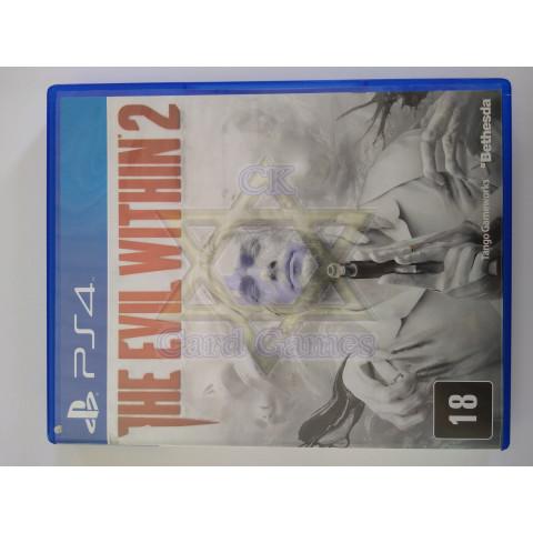 The Evil Within 2 - Jogo - PS4 (Seminovo)