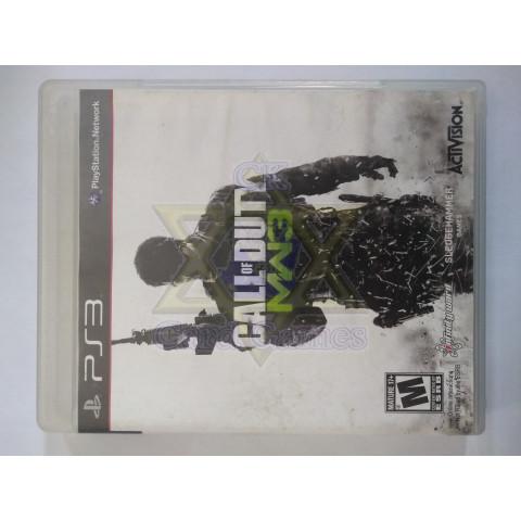 Call of Duty: Modern Warfare 3 - Jogo - PS3 (Seminovo)