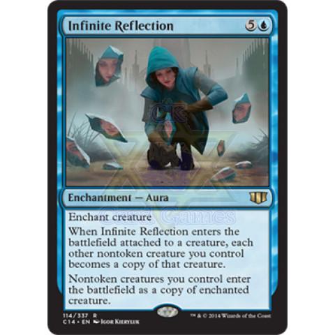 Infinite Reflection / Reflexo Infinito