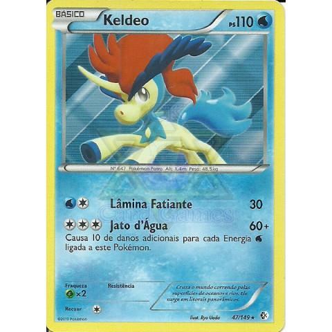 Keldeo