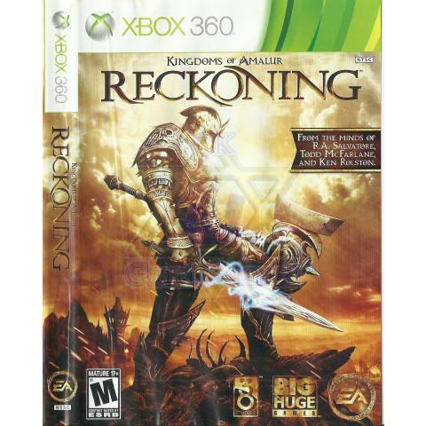 Kingdoms of Amalur: Reckoning - Jogo - Xbox 360 (Seminovo)