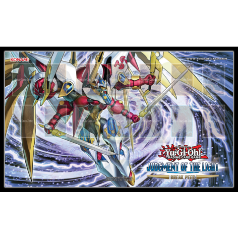 KM Play Mat G Personalizado Judgment of the Light Sneak Peek Number C39: Utopia Ray Victory