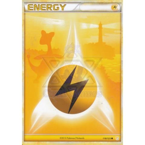 Lightning Energy / Energia de Raios 90%