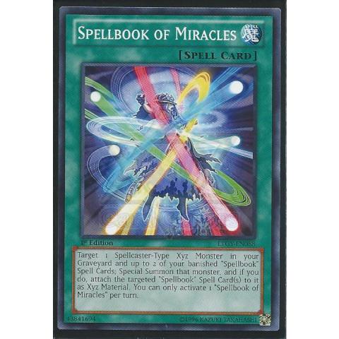 Livro de Magia dos Milagres / Spellbook of Miracles