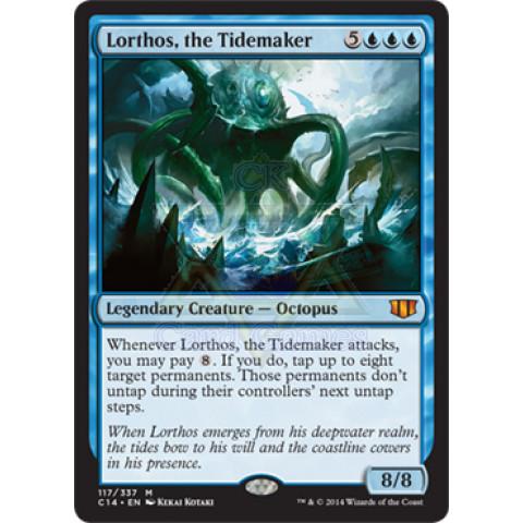 Lorthos, the Tidemaker / Lorthos, o Forma-Maré