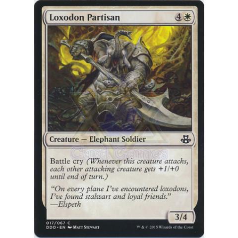 Loxodon Partisan / Guerrilheiro Loxodonte
