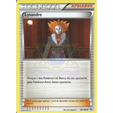 Lysandre (Flashfire 90)