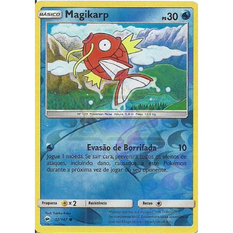 Magikarp (Burning Shadows 32)
