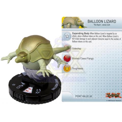 Miniature Balloon Lizard / Miniatura Lagarto Balão