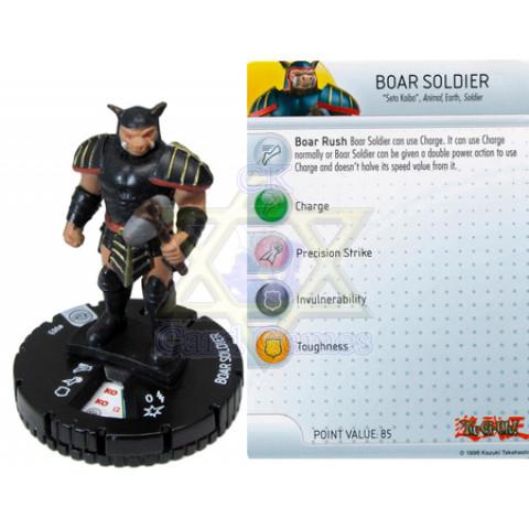 Miniature Boar Soldier / Miniatura Soldado Javali