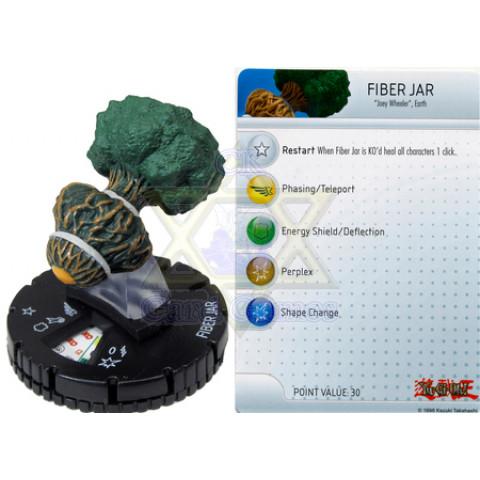 Miniature Fiber Jar / Miniatura Jarro de Fibra