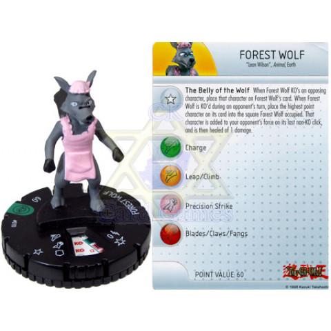 Miniature Forest Wolf  / Miniatura Lobo da Floresta