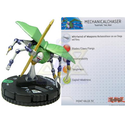 Miniature Mechanicalchaser / Miniatura Caçador Mecânico