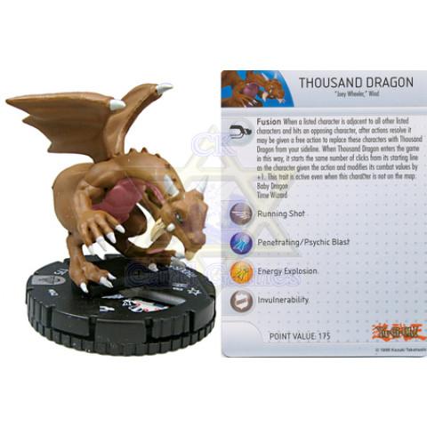 Miniature Thousand Dragon / Miniatura Dragão Milenar