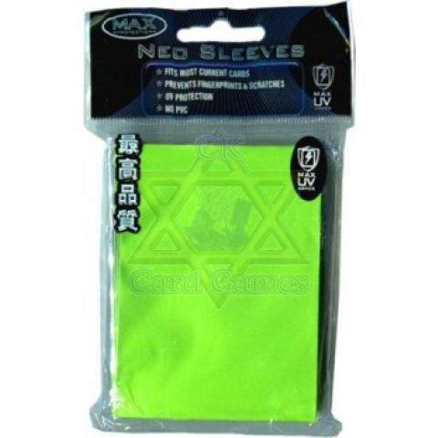 MP Sleeve Avulso G Verde Limão 66,5x91,2mm