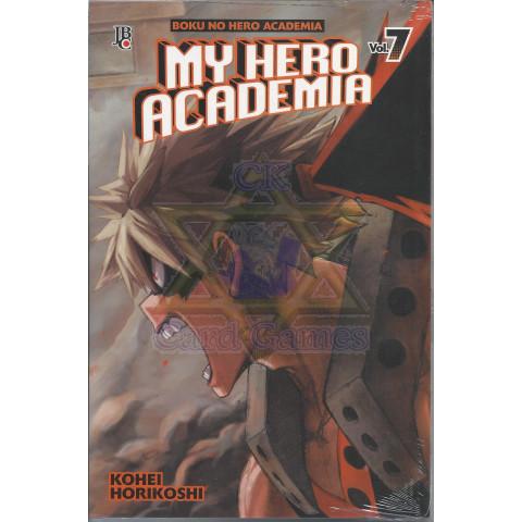 My Hero Academia #07 - Mangá