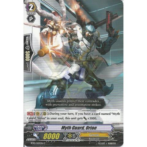 Myth Guard, Orion